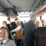 Busfahrt ins Leitzachtal