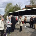 Ankunft in Birkenstein
