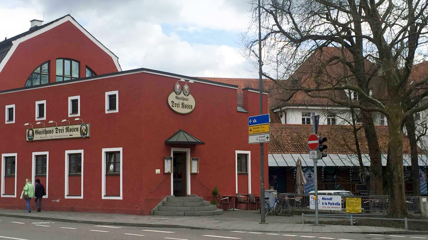 Gasthaus Drei Rosen