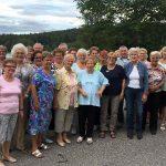Alle Teilnehmer am Walchensee