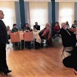 Grußworte von Josef Mederer Bezirkstagspräsident