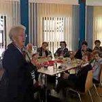 Neujahr 2017 AWO Seniorennachmittag Ansprache Thea