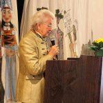 Thea Zimmer bei der Begrüßung zur 70 Jahr Feier AWO OV Dachau e.V.