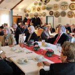 70 Jahr Feier AWO OV Dachau Mitglieder und Gäste