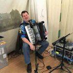 Unser Musiker G. Jong