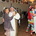 Michelle Alfred und Irmi Edgar beim tanzen