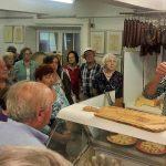 Vortrag über Käsezubereitung