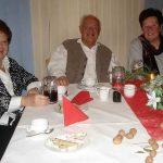 Frau Scheibig mit Fam. Gampenrieder