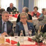 Landesvorsitzender der AWO Prof.Dr. Thomas Beyer, 3. Bürgermeisterin Schmidt Podolsky, StRin E. Zimmermann