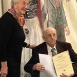 Jubilar Franz Fritsch 45 Jahre Mitglied