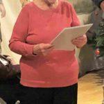 Jubilarin Elsa Hösch 20 Jahre Mitglied