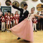 Prinzenpaar beim Tanz