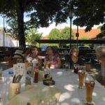 Geburtstagsfeier Horst und Helga