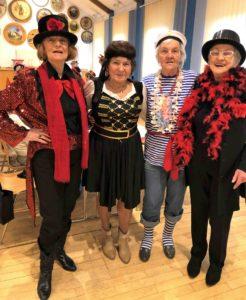 Unser Damen Quartett